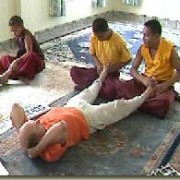 Learning the Tibetan Traditional Massage